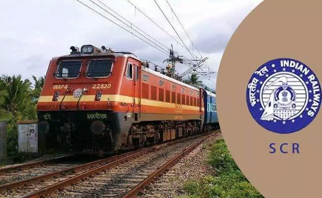 South Central Railway Cancelled 10 Trians - Sakshi