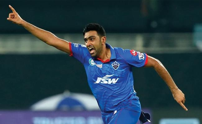 IPL 2021 DC Ravichandran Ashwin Takes Break From Tournament - Sakshi