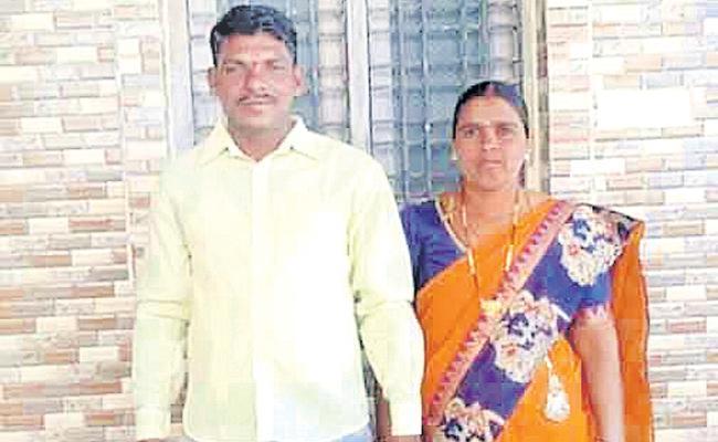 Drunk Man Eliminated His Wife Kandukur Rangareddy - Sakshi