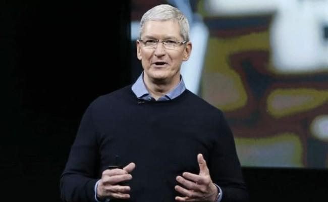 Tim Cook Says Apple To Donate To Covid Relief Efforts In India - Sakshi