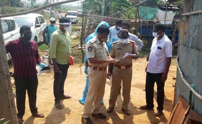 Elderly Man Brutally Assassinated In Srikakulam District - Sakshi