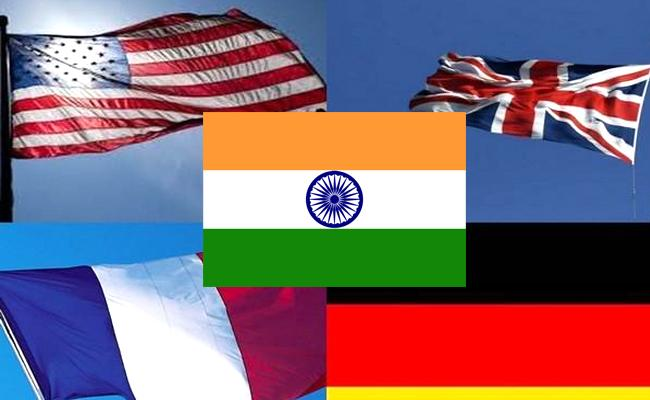 International Community Extends Support To India Amid Corona Crisis - Sakshi
