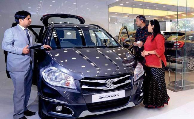 Maruti Suzuki FY21 net profit dips Rs 4,230 crore - Sakshi