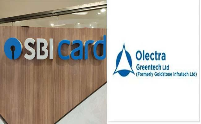 Olectra Greentech bags multiple orders SBI Card  Profits jump - Sakshi