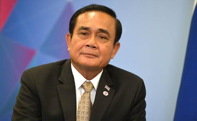Thailand PM Fined For Not Wearing Face Mask - Sakshi
