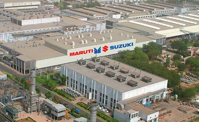 Maruti Suzuki Shut Down Plants To Make Oxygen For Medical Needs - Sakshi