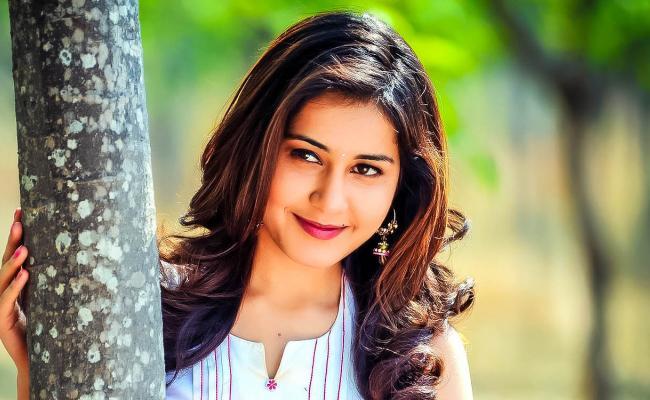 Rashi Khanna Pair With Hero Karthi In Sardar Movie - Sakshi