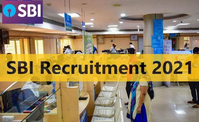 SBI Recruitment 2021: Apply for Junior Associates Post, Eligibility, Selection Process Details - Sakshi