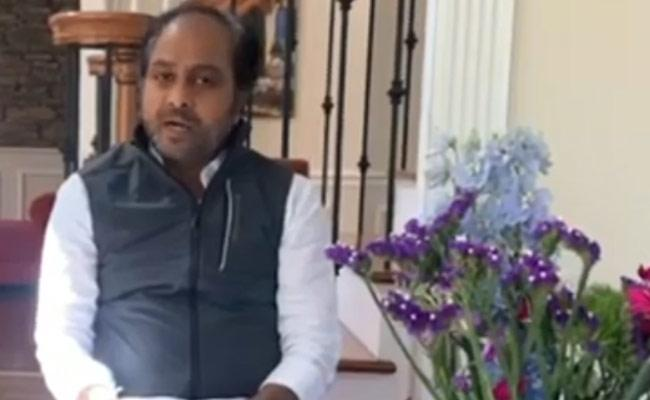 Help For AP: AP Special Representative Ratnakar Called To NRIs - Sakshi