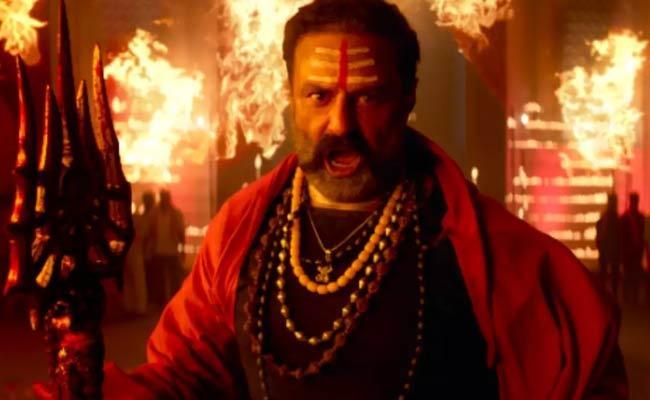 Shocking Remuneration Of Balakrishna For Akhanda After Teaser Records - Sakshi