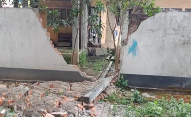 6.4 magnitude earthquake hits Assam. Tremors felt across Northeast - Sakshi