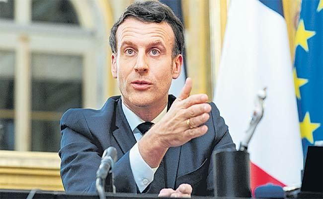 Together We Will Win: France PM Macrons Message To India - Sakshi