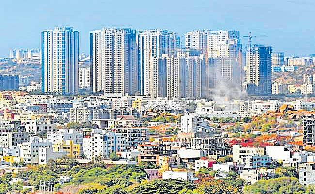 Hyderabad Tops In Realty Investments - Sakshi