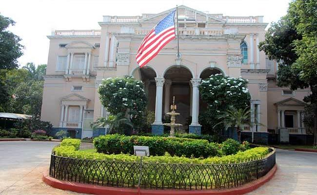 Hyderabad US Consulate Cancels The Issuing All Types Of Visas - Sakshi