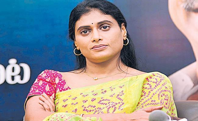 YS Sharmila Fires On Telangana CM KCR - Sakshi