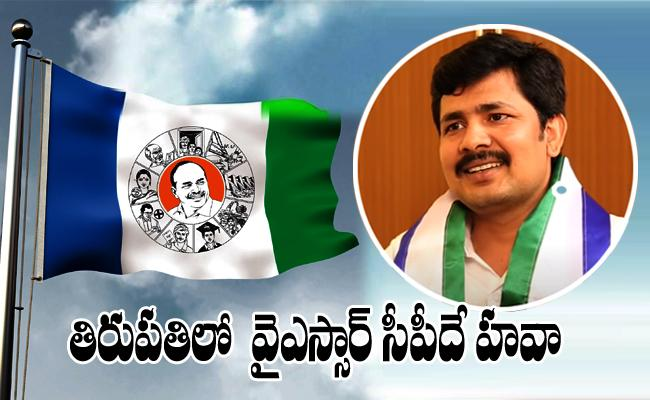 Tirupati By Election Exit Polls: YSRCP Will Be Win Once Again - Sakshi