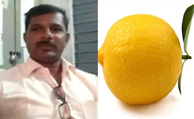 Teached Died After Lemon juice Into Nose To Prevent Corona - Sakshi