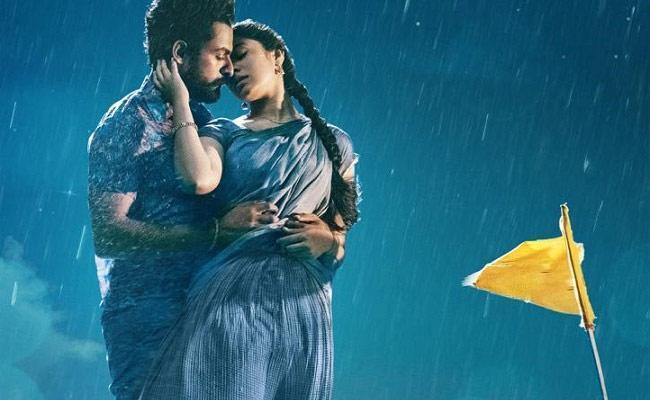 Uppena Record: Gets Sensational Rating On Television - Sakshi