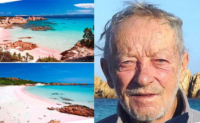 Man Leaves Island Lived On 32 Years After Being Threatened Eviction - Sakshi