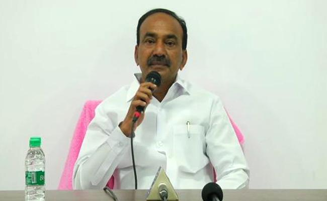 No Lockdown Idea In Telangana: Minister Etela Rajender - Sakshi