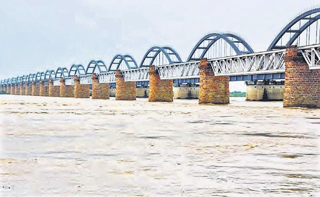 AP letter to the National Water Resources Development Corporation - Sakshi
