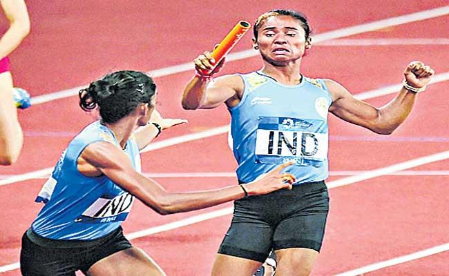 India to miss Olympic qualifier World Relays due to COVID-19 - Sakshi