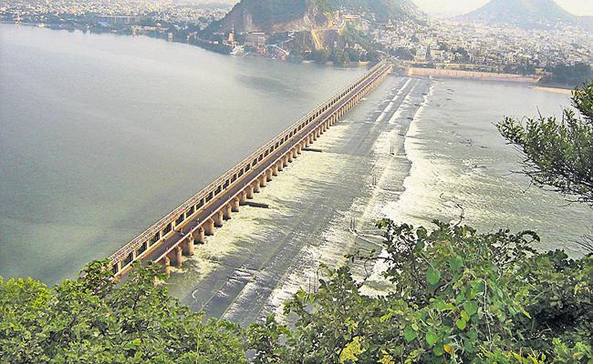 AP Government proposal to Krishna Board - Sakshi