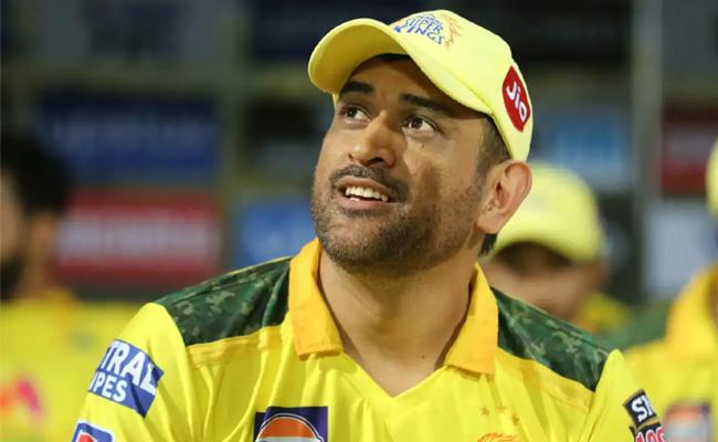 IPL 2021: It Was A surprisingly Good Wicket, MS Dhoni - Sakshi
