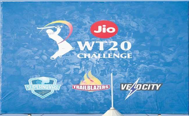 Womens T20 Challenge 2021 postponed due to Corona virus - Sakshi
