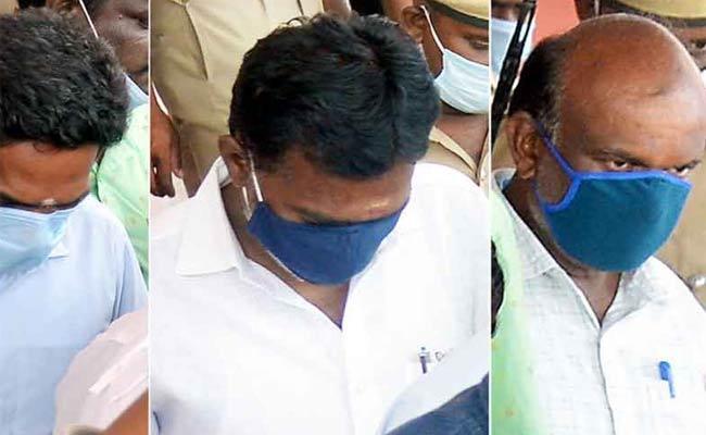 Custody deceased Case Three Police Ten Years Jail Punishment In Tamilnadu - Sakshi