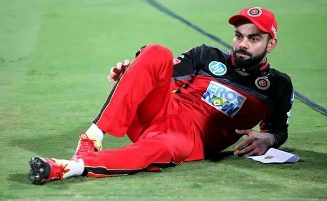 IPL 2021: RCB Takes A Dig At Twitter India For Mistaking Team Jersy Emoji - Sakshi