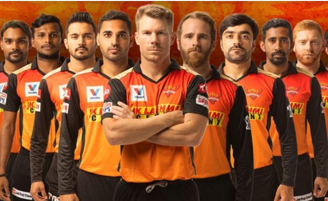 IPL 2021: Sunrisers Hyderabad Full Squad And Match Fixtures - Sakshi