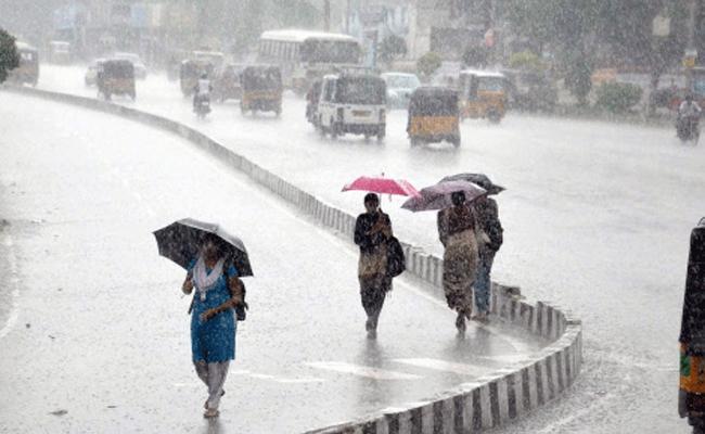 Heavy Rains In AP - Sakshi