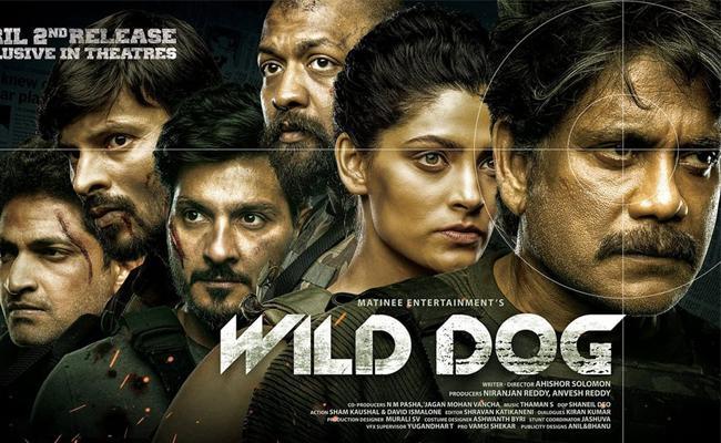 Wild Dog Full Movie Leaked In Online - Sakshi
