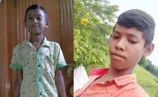 Two Childrens Die After Eating Poisoned Water Milon - Sakshi