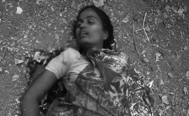 Man Assasinates His Wife In East Godavari District - Sakshi