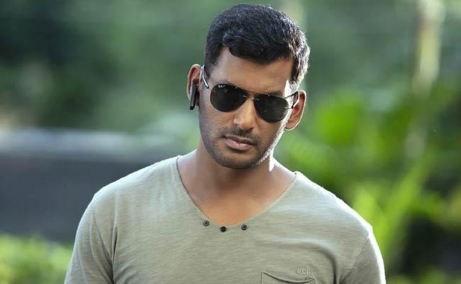 Hero Vishal Next Film With Short Film Director Saravanan - Sakshi