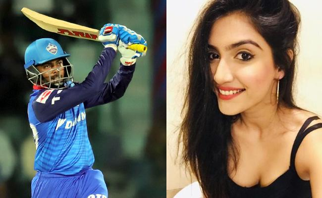 IPL 2021: Prithvi Shaw Need New Suitcase To Pack Them All,  Prachi Singh - Sakshi