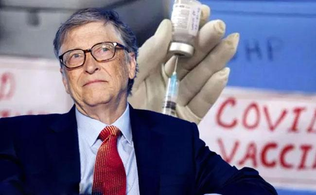 Bill Gates Says Covid Vaccine Formula Not Shared India Developing Nations - Sakshi