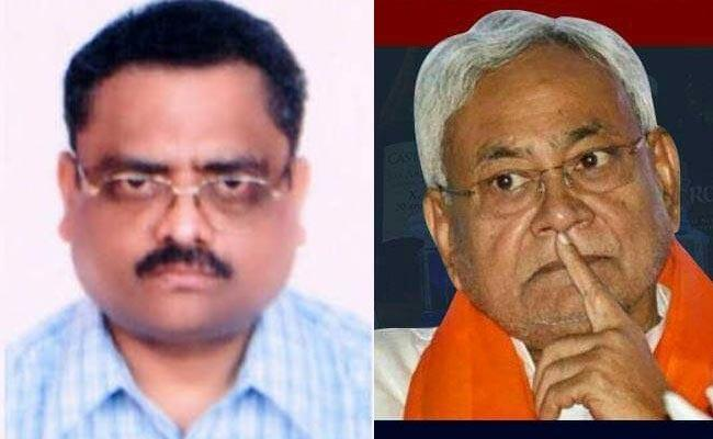 Bihar Chief Secretary Died With Covid Positive - Sakshi