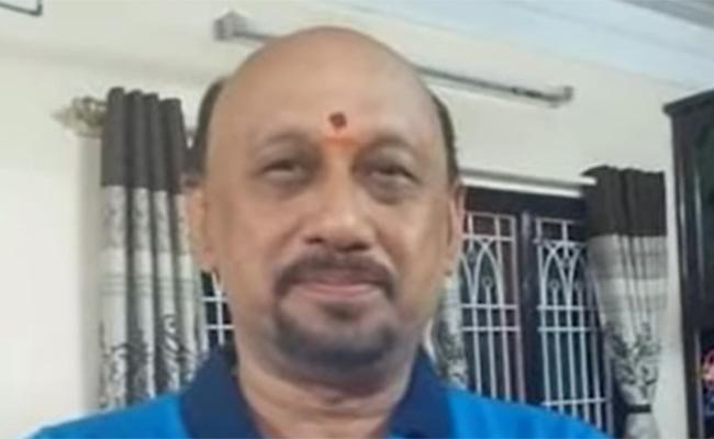 Kannada Film Producer Chandrasekhar Rao Died Due To Corona - Sakshi