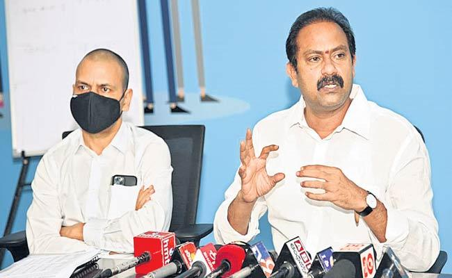 Minister Alla Nani Says Results Of Covid Tests Within 24 Hours - Sakshi