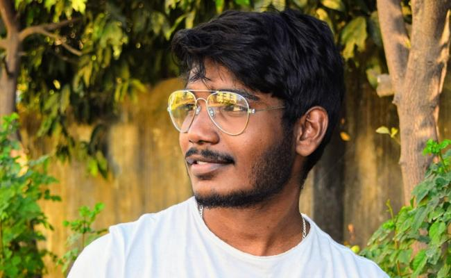 Moj Star Santosh Kasarla Share His Story With Sakshi