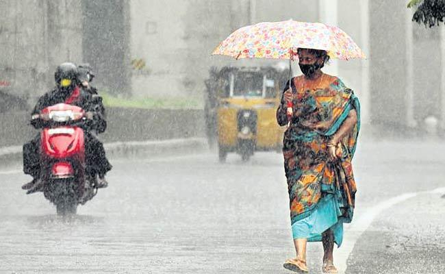 Rain likely in AP for Next Three Days - Sakshi