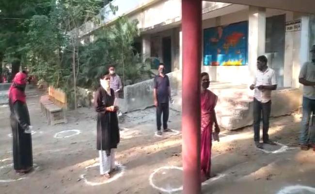 Telangana Municipal Elections 2021 Live Updates: Today polling - Sakshi