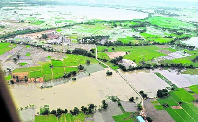 CWC Letter To States Announcing Reservoirs To Monitor Flood Flow - Sakshi