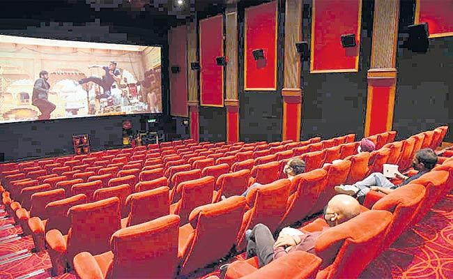 For Multiplexes, Second Wave Pushes Recovery To Next Fiscal - Sakshi