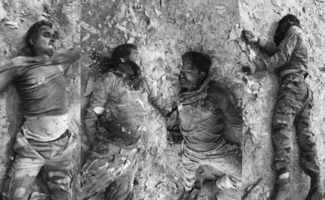 Chhattisgarh 21 Jawans Missing After Deadly Encounter Naxals  - Sakshi
