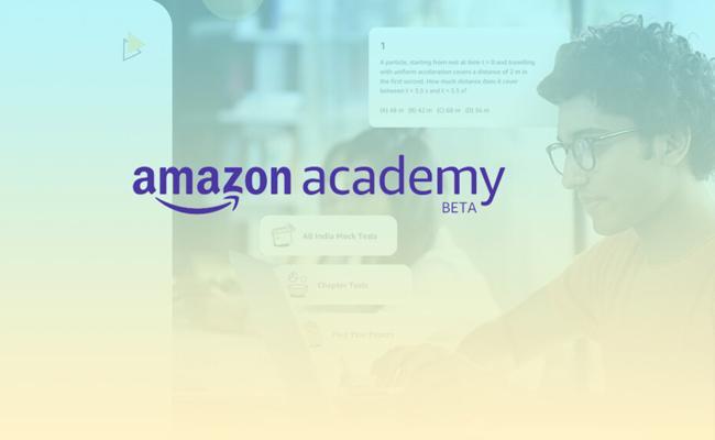 Amazon Academy To Help Students Prep for JEE - Sakshi