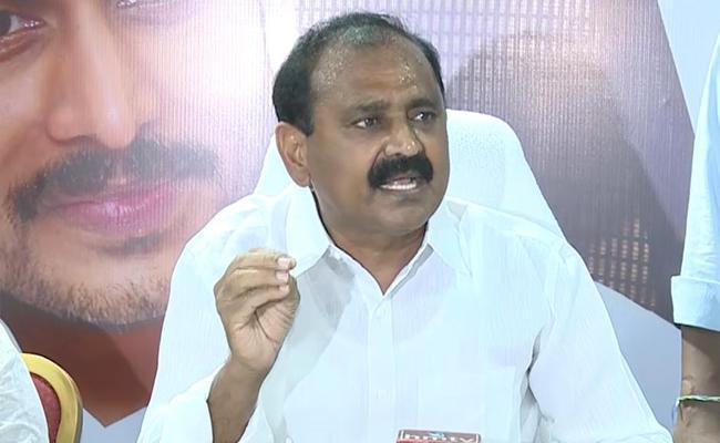 YSRCP MLA Bhumana Karunakar Reddy Fires On TDP And BJP - Sakshi